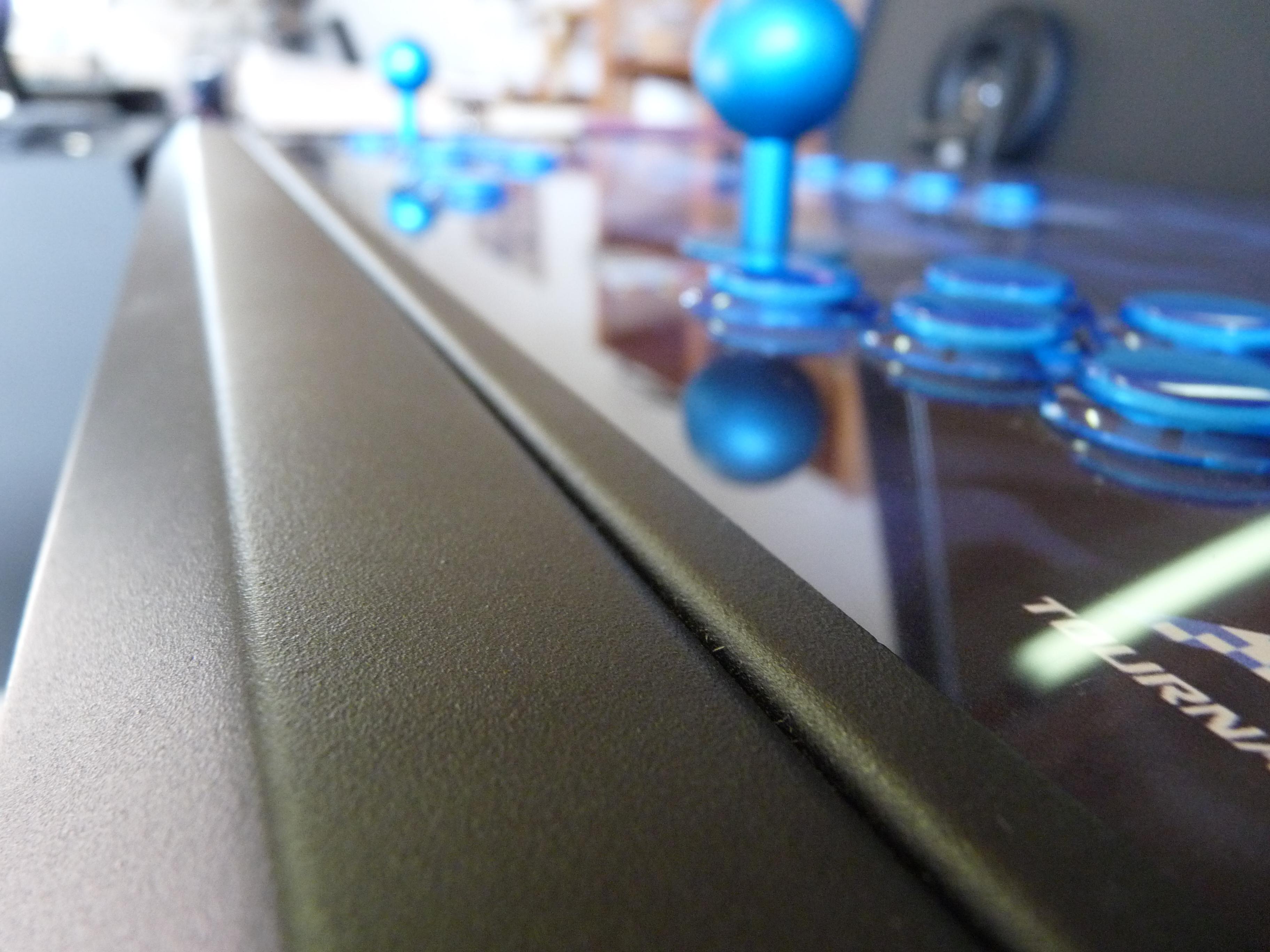 Bornes d'arcade - Blue sticks